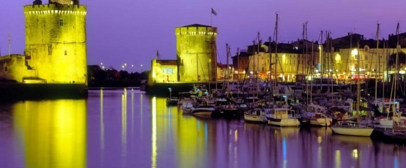 Gites en location vacances à La Rochelle. Tarifs de location des gites à La Rochelle : La Bergerie