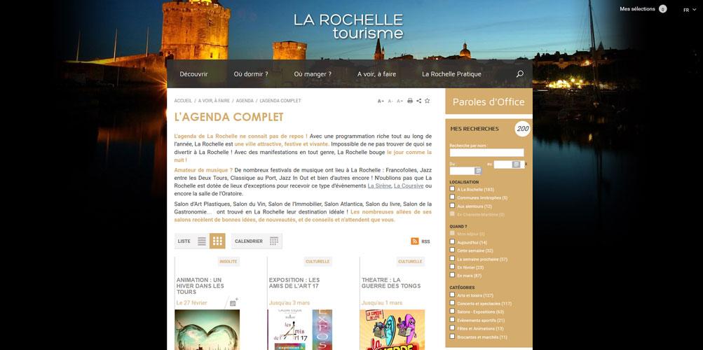 office de tourisme La Rochelle